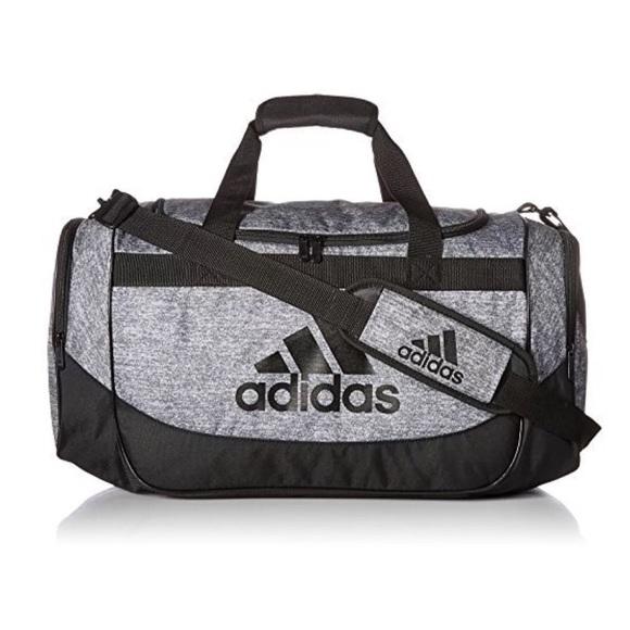 f647d0db4a7d Adidas Defense Medium Duffel Gym Bag